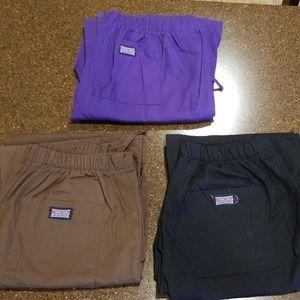 Cherokee Scrubs Pants Bundle